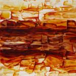 Sin título. Acrílico y óleo sobre lienzo. 60 x 50 cm. 2012