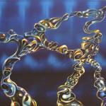 Sin título. Acrílico y óleo sobre lienzo 50 x 60 cm. 2012